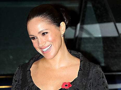Meghan Markle Was 'Very Engaged' & 'Gracious' During Visit To Vancouver Charity Amid Royal Drama