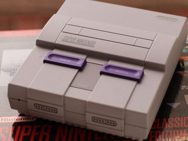 SNES Classic outsells PS4 and Xbox One for the second month in a row