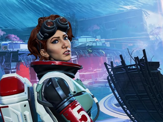Apex Legends Season 7 Gameplay Trailer Gives a Closer Look at Horizon's Abilities and the Trident Hovercar