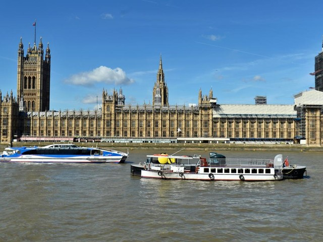 Parliament could move to York during refurbishment, Johnson says
