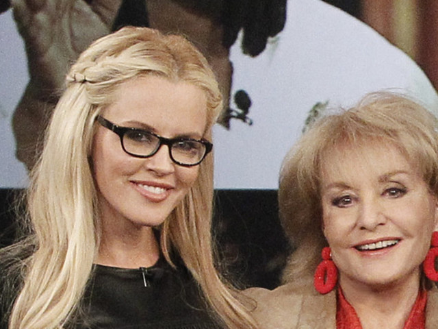 Jenny McCarthy Claims Barbara Walters Was A Total Nightmare On 'The View'