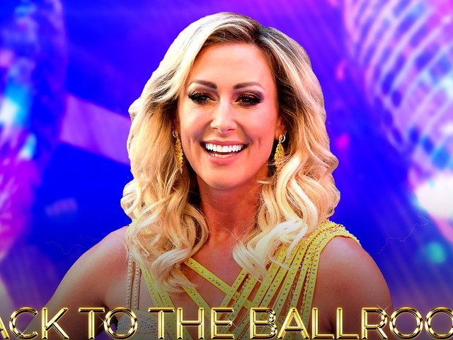Strictly's Faye Tozer: 'I Show Everyone My Lovely Top Line After A Few Champagnes'