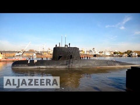 Argentina's Missing Submarine Enters 'Critical Phase' in Race Against The Clock