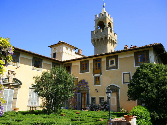 Touring the Tuscan Hills South of Florence