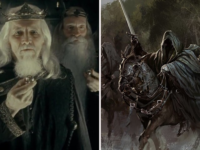 Lord Of The Rings: 15 Things You Didn't Know About The Nazgûl