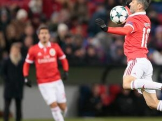 CSKA beats Benfica to close on Champions League last 16