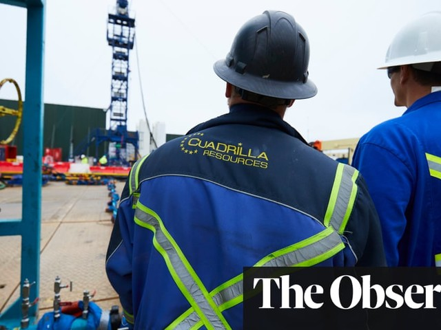 UK fracking industry pushes for review of earthquake limits
