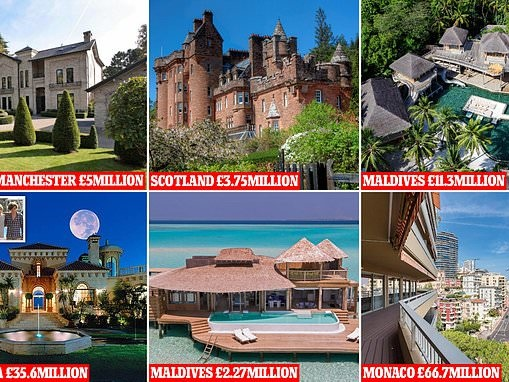 X Factor judge's house where One Direction performed among Rightmove's most viewed homes