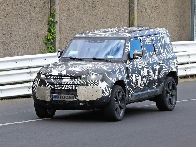 Land Rover Defender: details of new Defender family leaked