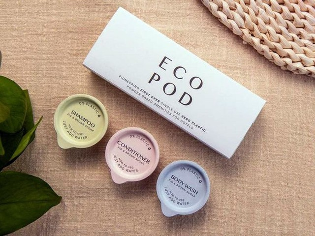 Top 100 Eco Trends in April - From CO2-Made Hand Sanitizers to Eco-Friendly Food Trays (TrendHunter.com)