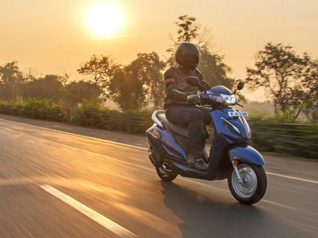 Review: Honda Activa 6G review, test ride