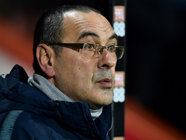 Maurizio Sarri: Chelsea boss has weeks to save himself from the sack