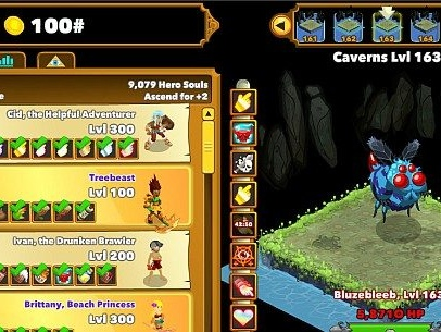 "Clicker Heroes 2 ditches free-to-play in favor of ""cleaner conscience"""