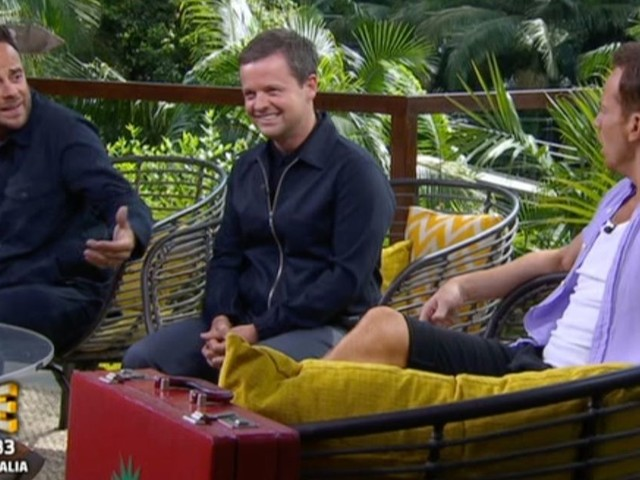 I'm A Celebrity's Ant McPartlin fuels 'secret feud' rumours after 'avoiding' hug from Joe Swash