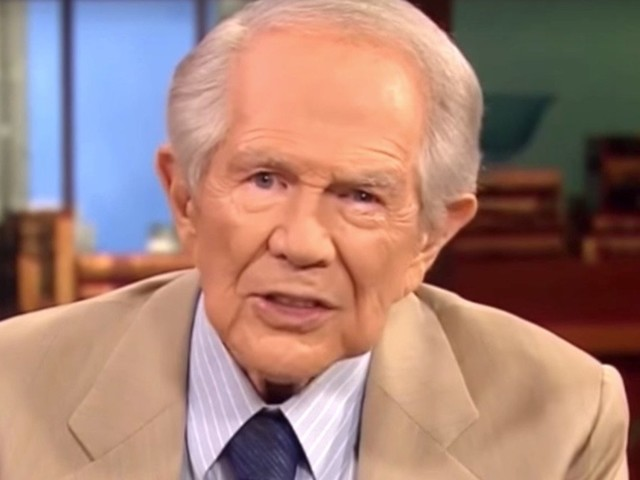 Even Pat Robertson Is Calling For Stricter Gun Control Laws
