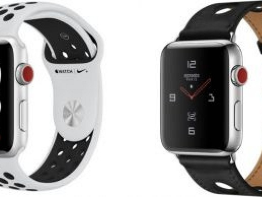 Apple Watch Series 3 and Apple TV 4K Now Available for Pre-Order