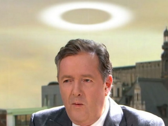 Piers Morgan mercilessly mocks 'clown' Dan Walker for 'boasting about ratings'