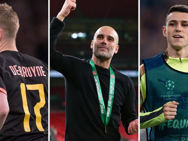 Man City news and transfers LIVE Foden and De Bruyne latest plus early Manchester United team news