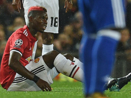 United can cope without Pogba, says Mourinho