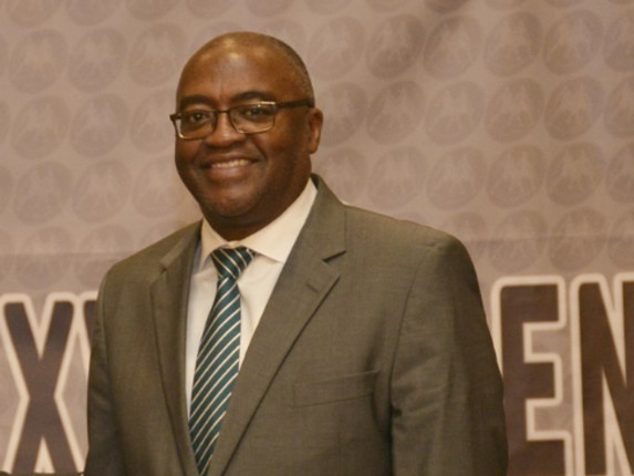 Manave takes on top job in African basketball as outgoing Niang eyes FIBA Presidency