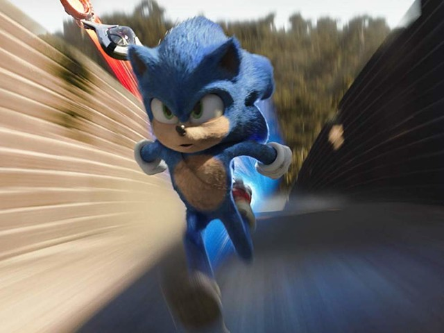 'Sonic The Hedgehog' Zooms by 'Birds of Prey' with $21 Million Friday Box Office Win