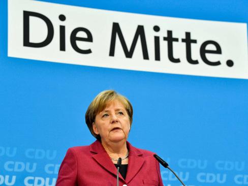 Anger brewing in German SPD against Merkel power pact