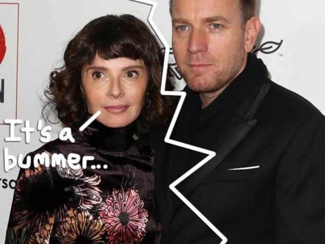 A Disappointed Eve Mavrakis Breaks Her Silence About Split With Ewan McGregor