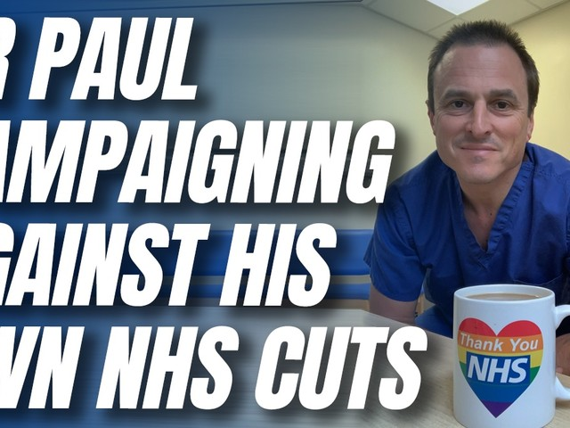Labour's Hartlepool Candidate Directly Responsible for Local Hospital Cuts