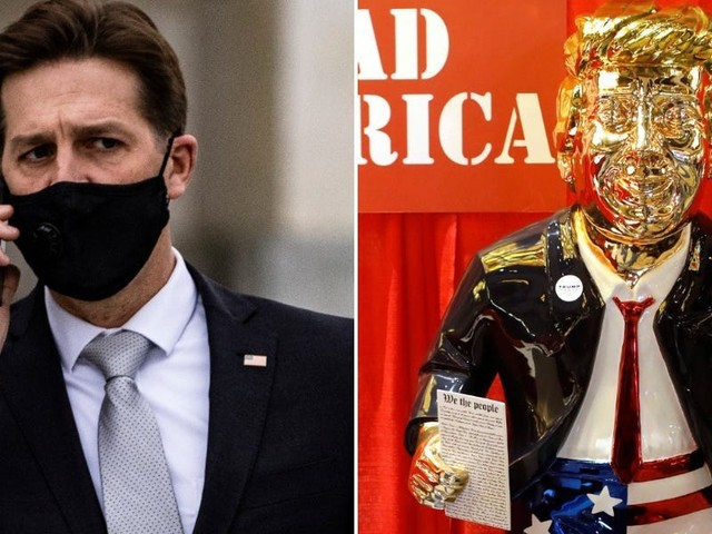 GOP Sen. Ben Sasse says politics shouldn't be about the 'weird worship of one dude,' after rebuke for opposing Trump
