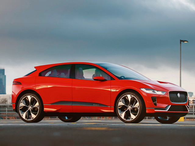 Nearly-new buying guide: Jaguar I-Pace