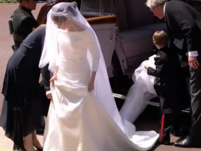 Meghan Markle's Wedding Dress Designer Revealed