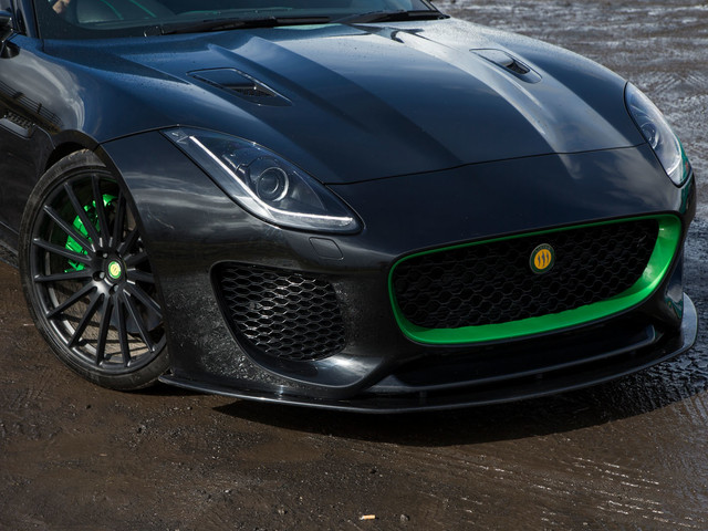 A drive in the 666bhp Lister Thunder