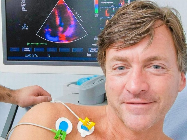 Richard Madeley to pump iron in muscles makeover to help him live to 100
