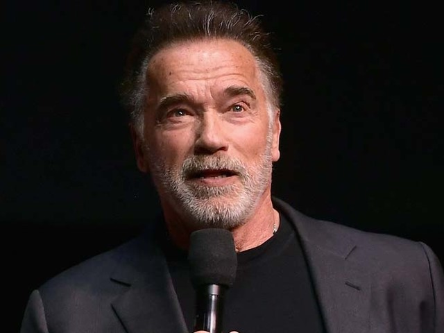 Arnold Schwarzenegger Addresses Whether He'll Press Charges Against Surprise Kick Attacker
