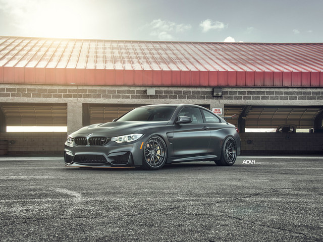 BMW M4 GTS gets upgraded aftermarket wheels