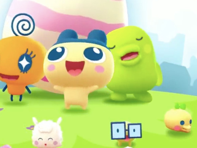 Tamagotchis are coming to your smartphone