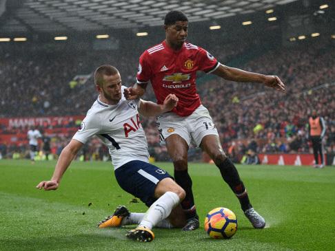 Martial-Rashford rivalry spurs on Man United