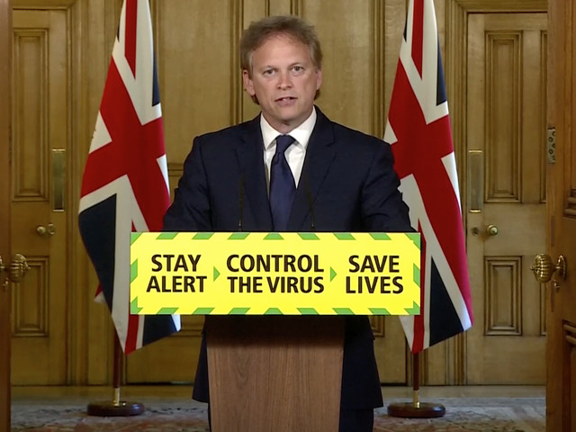 UK coronavirus death toll rises by 282 to 36,675