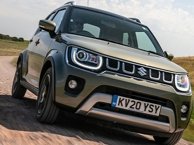 """2021 Suzuki Ignis Facelift Detailed for the UK with """"Enhanced Hybrid Powertrain"""""""