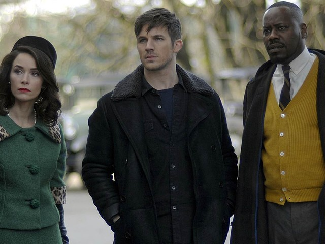 Timeless cancelled again but there might just be a 2 hour movie, maybe