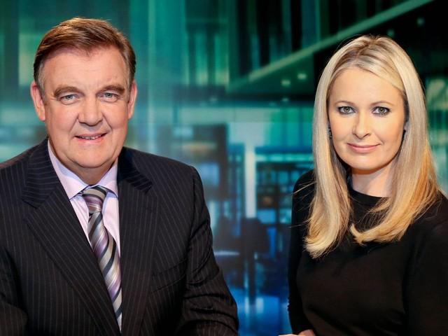 RTE newsreader Sharon Ní Bheoláin earns up to €80,000 less than co-anchor Bryan Dobson