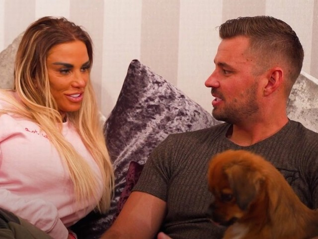Carl Woods refuses to marry Katie Price unless she changes her name