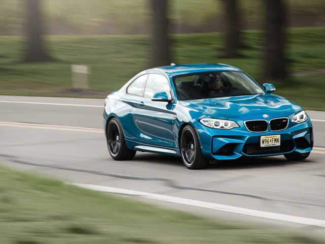 2017 BMW M2 In-Depth Review: The Ultimate Driving Machine Reborn