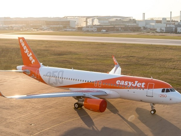 easyJet secures £1.4bn government backed loan