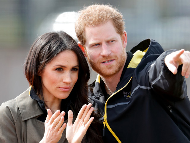 Meghan Markle and Prince Harry 'considered naming royal who revealed concerns over Archie's skin colour', book claims