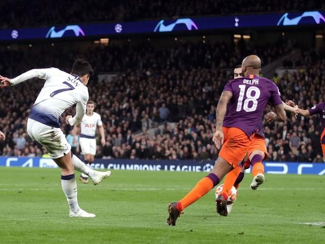 Man City player ratings vs Tottenham Hotspur: Fabian Delph woeful and Kyle Walker nervous