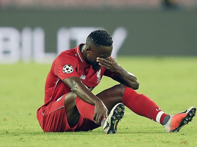 Naby Keita injured: Liverpool star forced off for Guinea in the Africa Cup of Nations as Liverpool's problems worsen