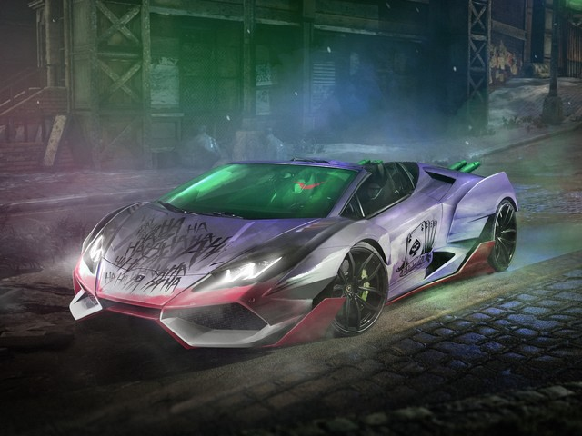The Real-Life Cars of Super-Villains