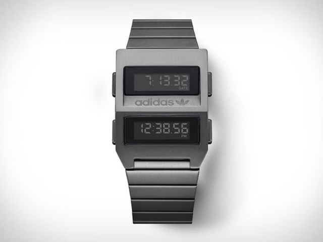 Athletic Archival 70s Timepieces - The Adidas Archive_M3 Watch Has a Distinctly Retro Design (TrendHunter.com)
