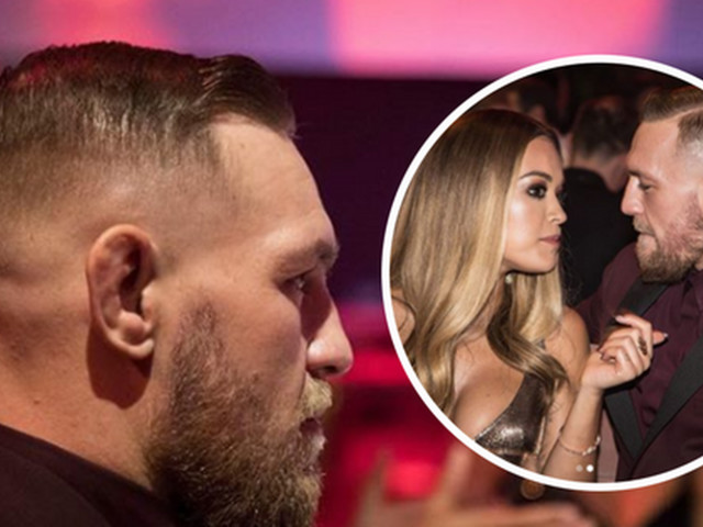 Conor McGregor shares up new loved-up photos with Dee Devlin